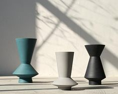 Scandinavian Modern minimalist Nordic Pottery Ceramic handmade Vase wholesale home living room flower ceramic ornaments