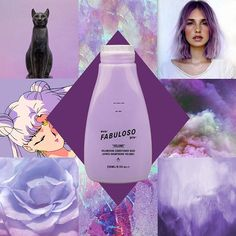 evo® fabuloso pro™ – violet crumble – conditioner base + red + b… evo® fabuloso pro™ – violet crumble – conditioner base + red + blue Pastel Purple Hair, Hair Color Purple, Evo, Violet Crumble, Hair Color Formulas, Hair Toner, Learning Colors, Hair Conditioner, Dyed Hair
