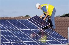 Energías renovables en tu casa (II): solar fotovoltaica - Paperblog