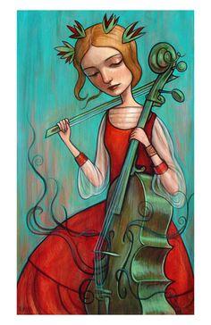 """Arrival"" by Kelly Vivanco"