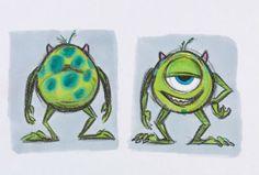 Pixar Animation Studios (Pixar) is an American computer animation film studio based in Emeryville, California. Pixar is a subsidiary of The Walt Disney Company. Disney Pixar, Art Disney, Disney Artists, Disney Concept Art, Disney Films, Computer Animation, Animation Film, Animation Studios, Moma