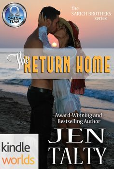 Book 4 in the SARICH BROTHERS series. The baby of the family...