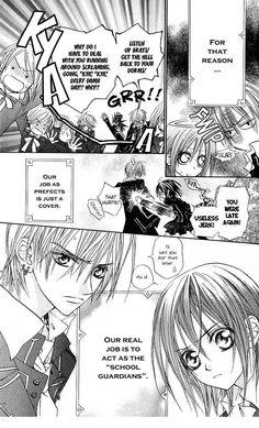 Vampire Knight 1 - Read Vampire Knight Chapter 1 Page 20 Online - Manga2u