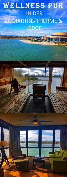 Wildes Safari & Ostsee Feeling - ja genau so würde ich dieses Wellness Resort in Burgenland beschreiben!