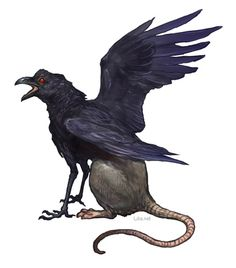 Flying rats, the deadliest bringer of plagues since rats. http://www.jetradar.com/?marker=126022