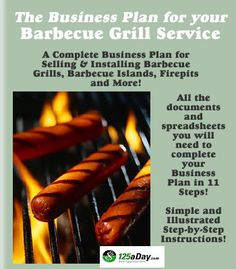 grill house business plan