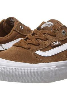 kids brown vans