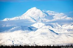 First Denali View of 2013