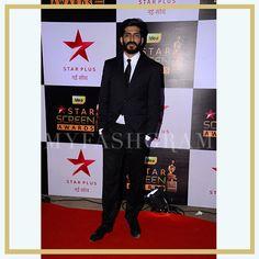 Harshvardhan Kapoor at Star Screen Awards 2016