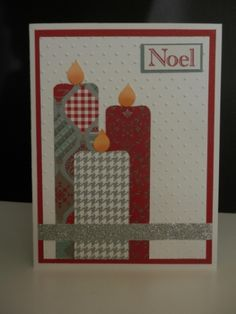 another beautiful CTMH card by Caron