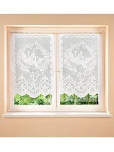 Fensterbehang 'Schwäne'