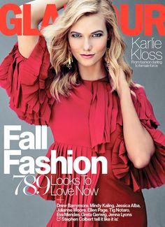 Karlie Kloss na