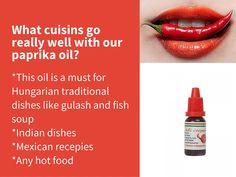Do you fancy the best Hungarian Paprika oil? Order it from our Ebay shop:  http://www.ebay.co.uk/itm/131600542241?ssPageName=STRK:MESELX:IT&_trksid=p3984.m1555.l2649