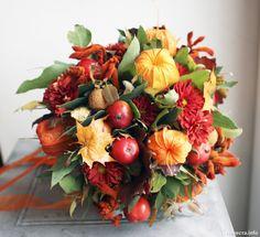 Букет невесты   Осенние свадьбы   180 Фото идеи   Страница 4