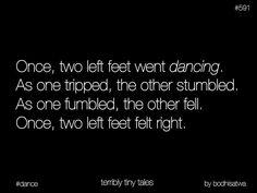 Terrible tiny tale <3