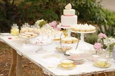 Tea Party  - the link doesn't take you to anything to do with the pic, but I just want the pic for ideas