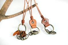 Leather Keychain,Personalized Keychain, Monogram Keychain, Leather Lanyard, Key Lanyard, Personalized Lanyard,Keyfob,Keyholder,New Home Gift