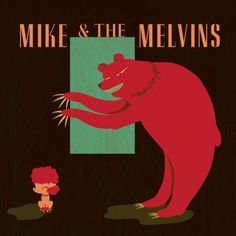 Mike & The Melvins - Three Men & A Baby (LP)