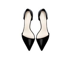 Love the pointy toes and the heel height need to check out the comfort factor.