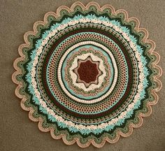 Ravelry: Project Gallery for Rings of Change pattern by Frank O'Randle