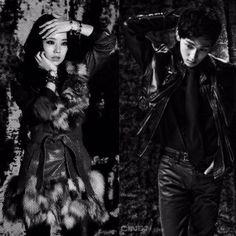 How will their characters look like? ♠♡♠♡ #GoodbyeMrBlack #OneLineFilm #굿바이미스터블랙 #원라인 #문채원 #임시완 #MoonChaeWon #Siwan
