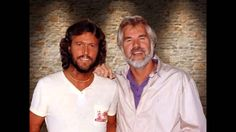Barry & Kenny Rogers, one of the many other singers they wrote songs for.
