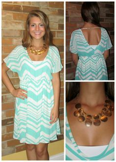 """Chic Chevron"" $44 sizes s-l   Call us to order or ship 315-565-5586 or fill out our shopping account form to purchase! Have questions, ask away!!  https://secure.jotform.co/form/31705603990858"
