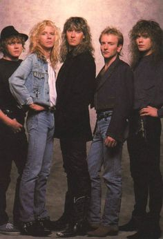 Def Leppard MY FAVORITE BAND EVER!!! BETH