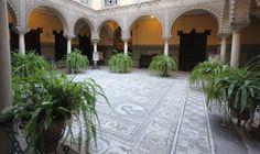Casa Palacio de la Condesa de Lebrija. Sevilla. #Sevilla #Seville #sevillaytu @sevillaytu