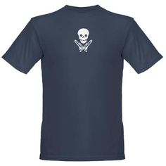 skull & trombones T-Shirt
