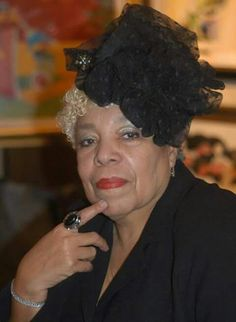 Illona is the magicial hat lady. A Tisket A Tasket Hat Shoppe located 425 Market Place Antiques in Roswell GA.