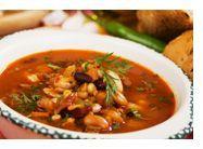TotalHealth Magazine - My Famous Fat Flush Soup Diet Fat Flush Soup, Fat Flush Diet, Soup Recipes, Diet Recipes, Cooking Recipes, Healthy Recipes, Healthy Soups, Easy Recipes, Easy Taco Soup