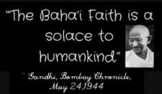 I personally have not found one belief in the Bahai Faith that could hurt anyone. Bahai Prayers are filled with such purity and deepest love for God. The Bahai Faith is all about bringing religions, races and countries together in peace. Humanity cannot be separate any longer if we wish to progress spiritually and create world peace. It is time we all embraced each other as children of God and to show our love to God. Love is always the answer.