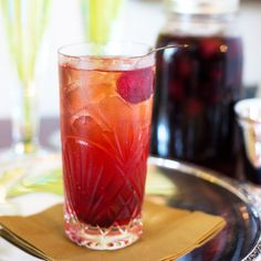 Cherry Bounce, aka Jam-Boozy
