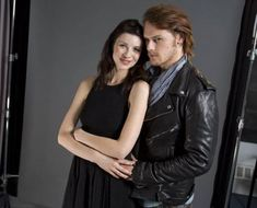 Outlander: Sam Heughan & Caitriona Balfe Portraits « OUTLANDER Italy » La Serie Tv e I Libri di Diana Gabaldon
