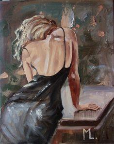 Aesthetic Painting, Aesthetic Art, Arte Sketchbook, Art Drawings Sketches, Surreal Art, Portrait Art, Painting & Drawing, Woman Painting, Female Art