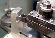 9x20 Lathe Quick Change Tool Post & Tool Bits