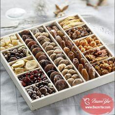 birthday present ideas for boyfriend Dry Fruit Tray, Catering, 13 Desserts, Diy Food Gifts, Fruit Packaging, Ramadan Crafts, Food Platters, Arabic Food, Iftar