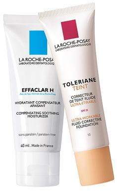 Is your makeup clogging your pores? 10 non-comedogenic switch ups. La Roche Posay Toleriane Riche, £15 & Effclar H, £9.50
