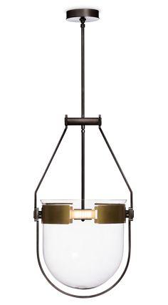 Riloh - Ceiling - All - Shop Custom Lighting, Shop Lighting, Interior Lighting, Lighting Design, Glass Bell Jar, The Bell Jar, Pendant Chandelier, Pendant Lighting, Ceiling Lamp
