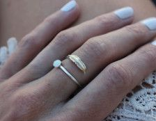 Silver in Rings - Etsy Jewelry