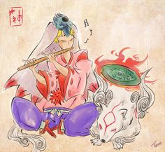 Celestial Brush :: an Okami blog
