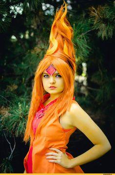 adventure time,время приключений,фэндомы,cosplay,Flame Princess,Огненная принцесса - Принцесса огненного королевства, огненная принцесса, пламенная принцесса,at misc