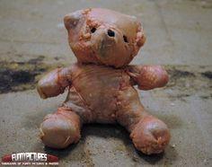 Salmonella Teddy Bear