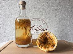 Rhum arrangé passion / gingembre by K'ribean Cocktail 🍹🍹