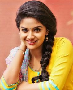 Keerthy suresh wallpaper by sarushivaanjali - - Free on ZEDGE™ Beautiful Bollywood Actress, Most Beautiful Indian Actress, Beautiful Actresses, Beauty Full Girl, Cute Beauty, Beauty Women, Beautiful Girl In India, Beautiful Girl Photo, Beautiful Children