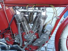 Hendee Indian  ENGINE