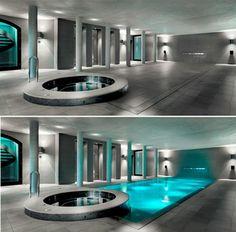 The Best Hidden swimming Pools