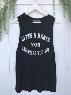 Life's a Dance Tank
