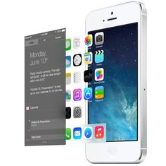 The release of iOS 7 brings a new look and lots of new features to the iPhone, iPad and iPod Touch. Find out all about iOS 7 and how, why and when to update. Iphone 5c, Hacks Iphone, Apple Iphone, Ipad Air, Android, 3d Parallax Wallpaper, Ipod Touch, Parallax Effect, New Operating System